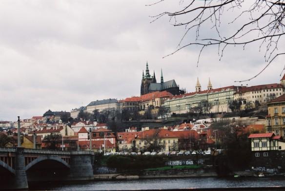 River Vltava View 09