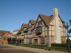 Shakespeare's Birthplace 10