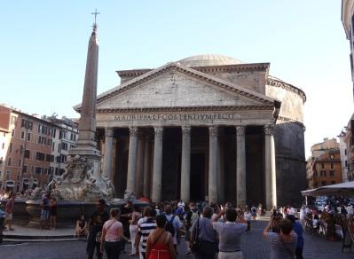Campus Martius_Piazza della Rotonda_Pantheon 01
