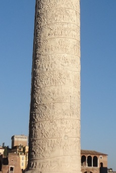 Imperial Fora_Forum of Trajan_Trajan's Column 02