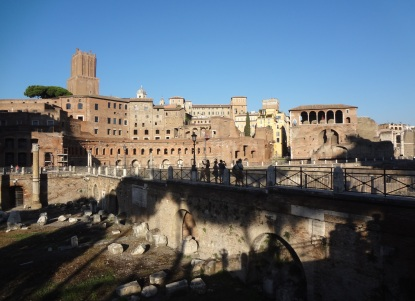 Imperial Fora_Trajan's Market_Forum of Trajan 02