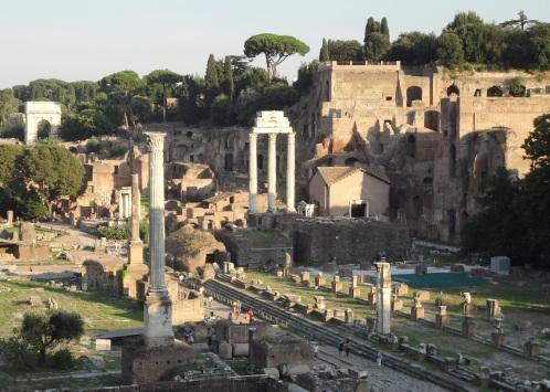 Roman Forum 18