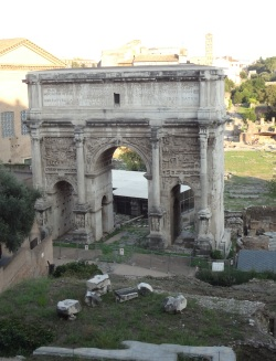 Roman Forum_Arc of Septimius Severus 02