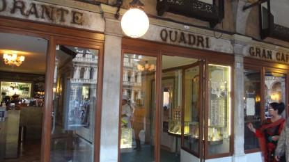 St Mark's Square_Caffè Quadri 01