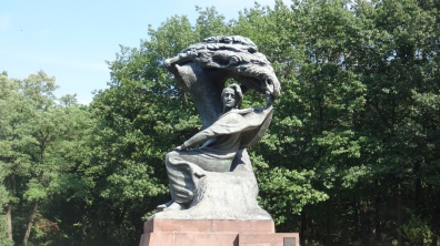 Royal Route_Łazienki Park_Chopin Monument 06