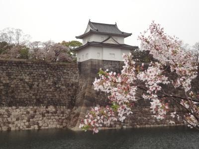 大阪城公園_南外崛_一番櫓02
