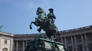 Hofburg_Neue Burg_Statue of Prince Eugene of Savoy 03