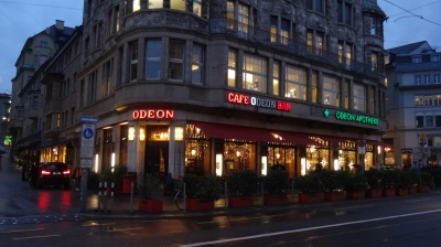 Cafe Odeon 11