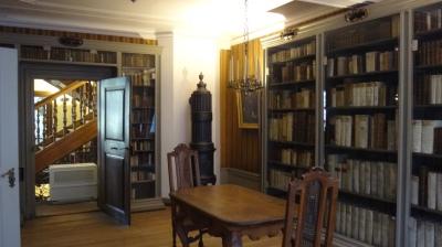 Goethehaus_2F_Library 02